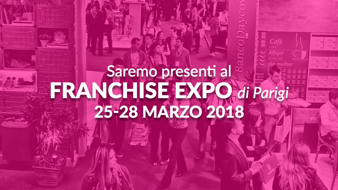 Bacio Nero Presso: Franchise Expo Paris 25-28 Marzo 2018