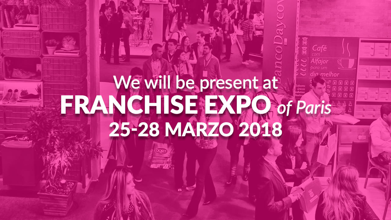 Bacio Nero At Franchise Expo Paris 25-28 March 2018