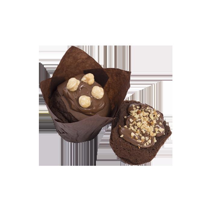 Muffin Crema Nocciola
