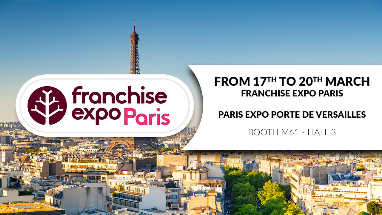 Franchise Expo Paris 17-20 March 2019