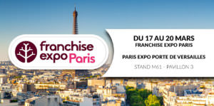 Franchise Expo Paris 17-20 Mars 2019