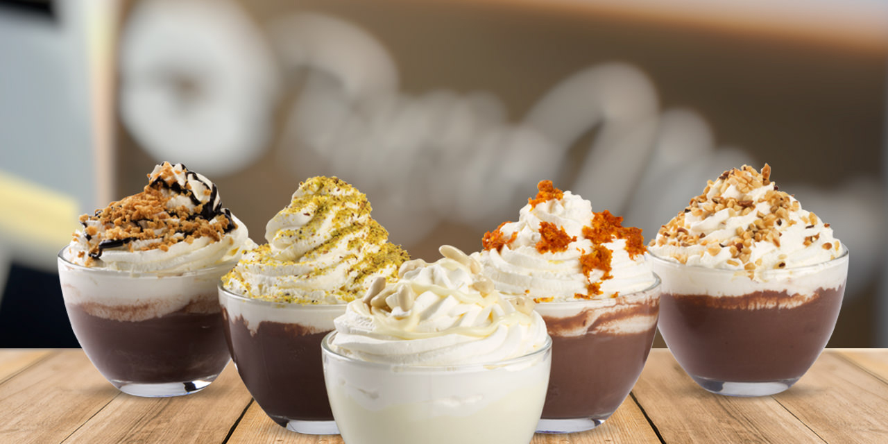 Autumn Is Coming : Try Our Hot Chocolates !