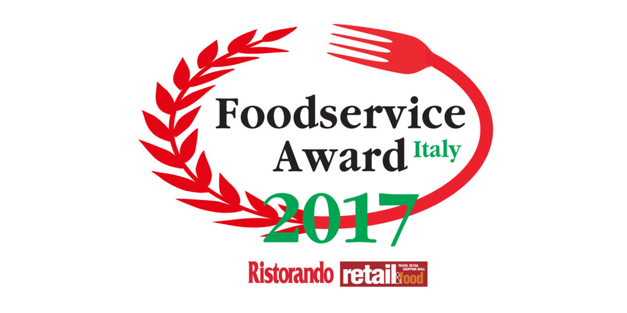 """Bacio Nero"" As A Finalist For The ""Foodservice Award 2017""!"