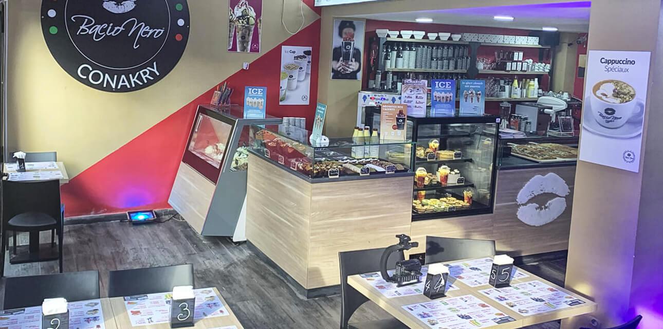 New Store In Guinea