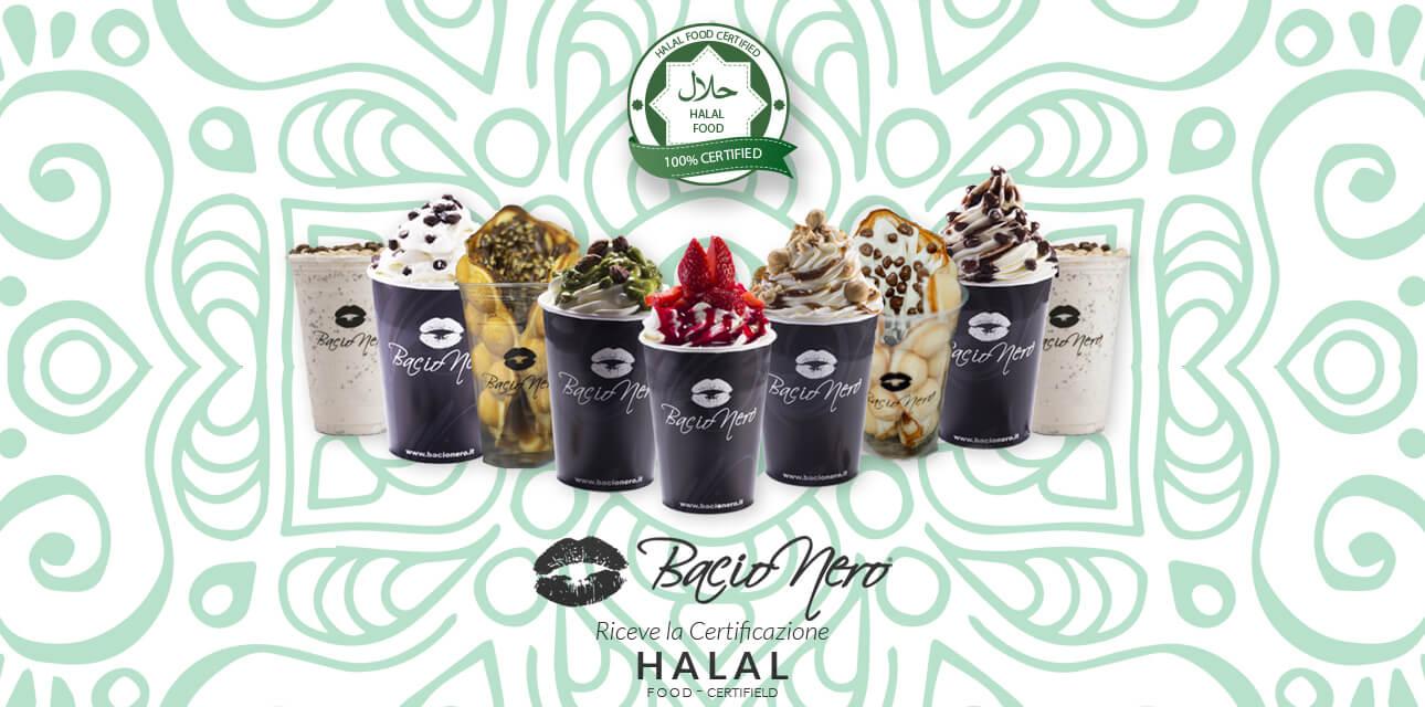 Bacio Nero Reçoit La Certification Halal!