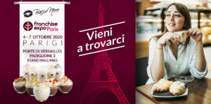 Bacio Nero Will Be Present At Franchise Expo Paris 2020