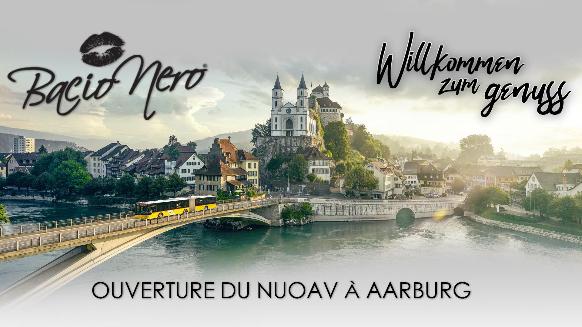 Nouvelle Ouverture En Suisse!