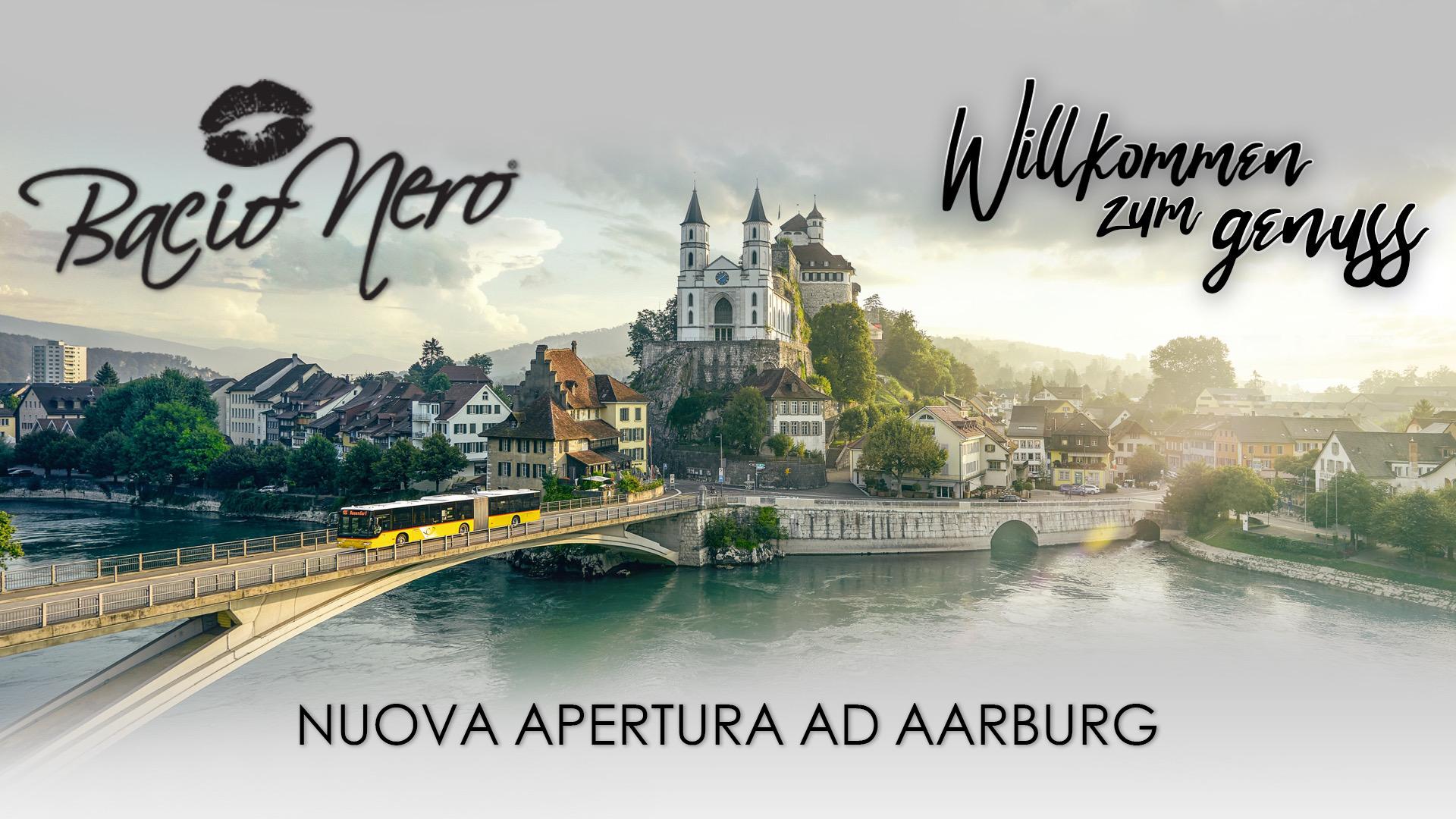 Nuova Apertura In Svizzera