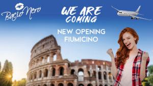 New Opening In Fiumicino!