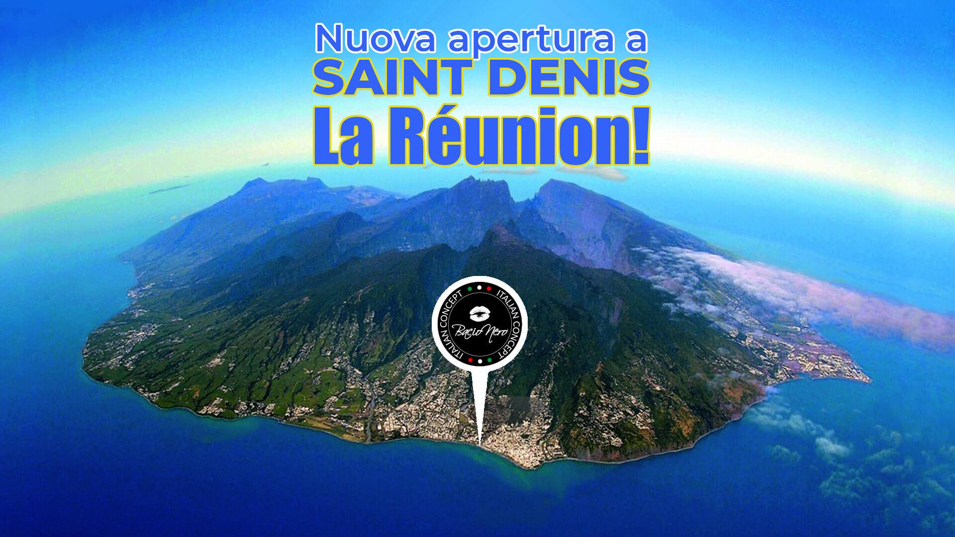 Nuova Apertura A Saint Denis La Réunion