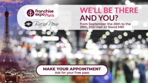 Franchise Expo Paris 2021